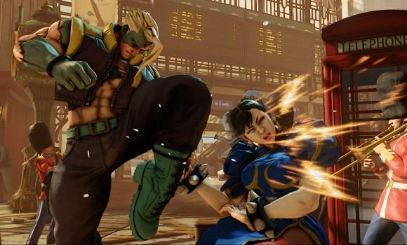 Street Fighter 5 Ekran Görüntüleri - 3