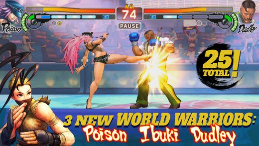 Street Fighter IV Champion Edition Ekran Görüntüleri - 4