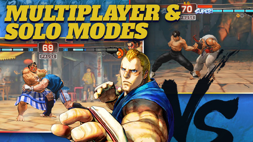 Street Fighter IV Champion Edition Ekran Görüntüleri - 1