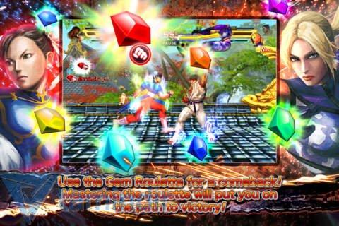 STREET FIGHTER X TEKKEN MOBILE Ekran Görüntüleri - 2