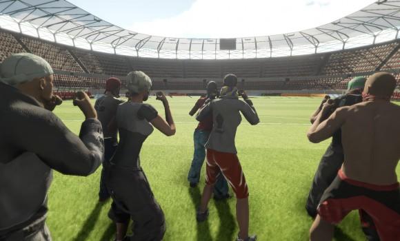 Street Warriors Online Ekran Görüntüleri - 1
