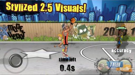 Streetball Free Ekran Görüntüleri - 3