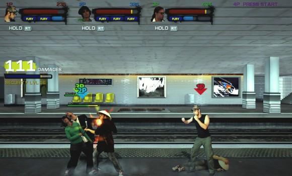 Streets of Fury EX Ekran Görüntüleri - 3