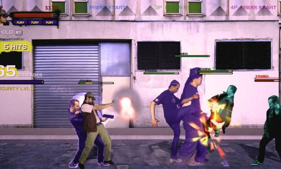 Streets of Fury EX Ekran Görüntüleri - 1