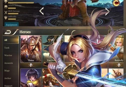 Strike of Kings Ekran Görüntüleri - 4