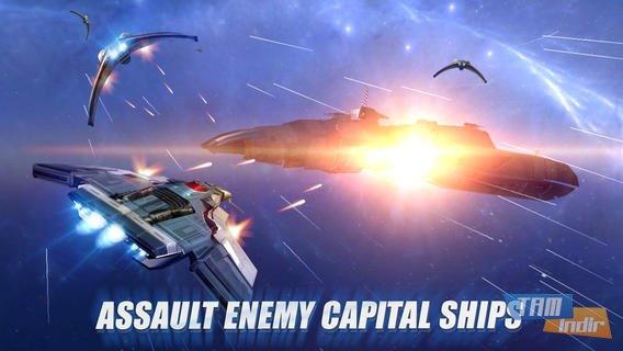 Strike Wing: Raptor Rising Ekran Görüntüleri - 4