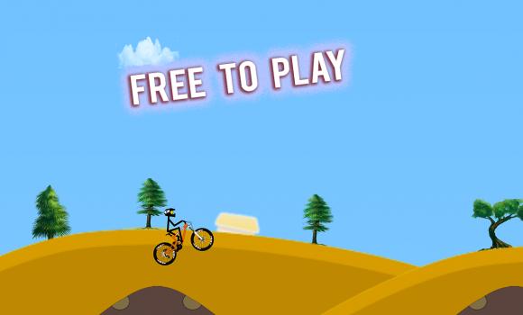 Stunt Hill Biker Ekran Görüntüleri - 3