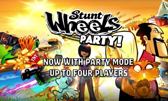 Stunt Wheels Party! Ekran Görüntüleri - 7