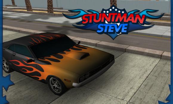 Stuntman Steve - Stunt Racing Ekran Görüntüleri - 1