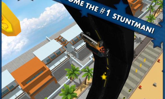 Stuntman Steve - Stunt Racing Ekran Görüntüleri - 3