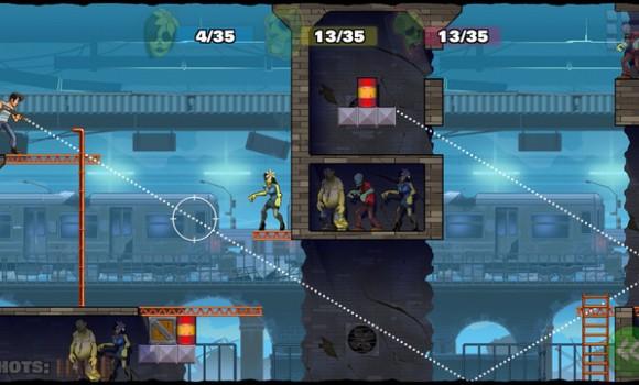 Stupid Zombies 3 Ekran Görüntüleri - 5