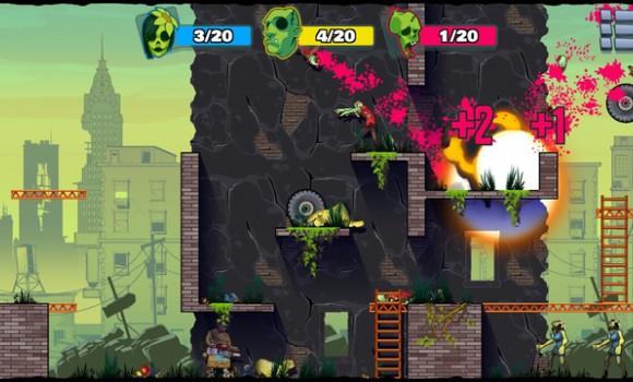 Stupid Zombies 3 Ekran Görüntüleri - 4