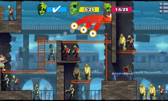 Stupid Zombies 3 Ekran Görüntüleri - 3