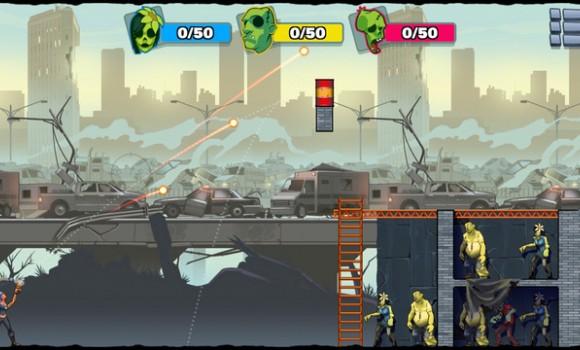 Stupid Zombies 3 Ekran Görüntüleri - 2