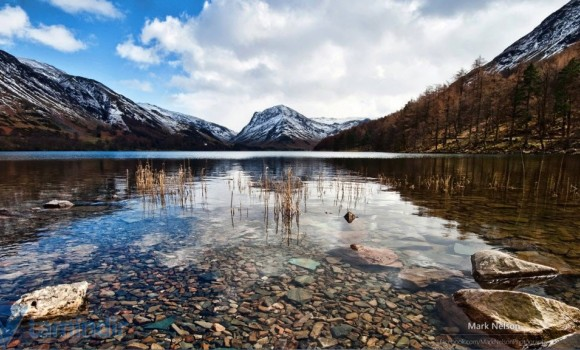Su Manzaraları Teması Ekran Görüntüleri - 2