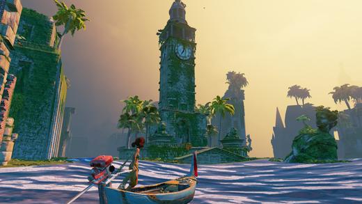 Submerged: Miku and the Sunken City Ekran Görüntüleri - 3