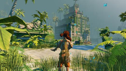 Submerged: Miku and the Sunken City Ekran Görüntüleri - 4