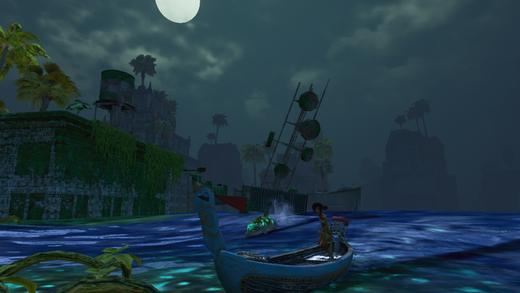 Submerged: Miku and the Sunken City Ekran Görüntüleri - 2