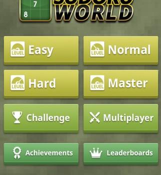 Sudoku World Ekran Görüntüleri - 2