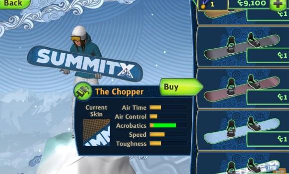 SummitX Snowboarding Ekran Görüntüleri - 3
