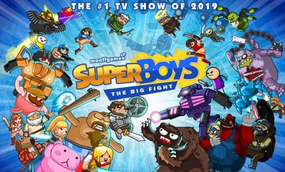 Super Boys - The Big Fight Ekran Görüntüleri - 5