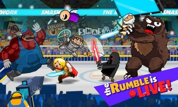 Super Boys - The Big Fight Ekran Görüntüleri - 4