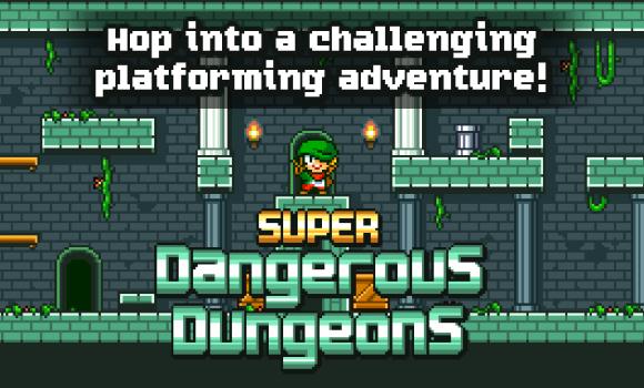 Super Dangerous Dungeons Ekran Görüntüleri - 5