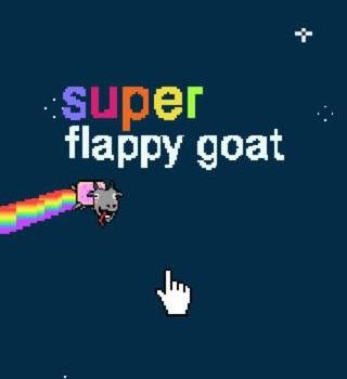 Super Flappy Goat Ekran Görüntüleri - 3