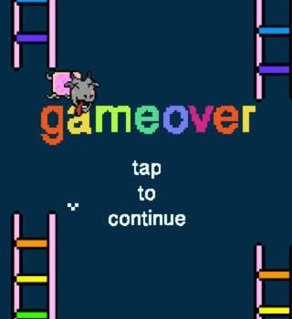 Super Flappy Goat Ekran Görüntüleri - 1