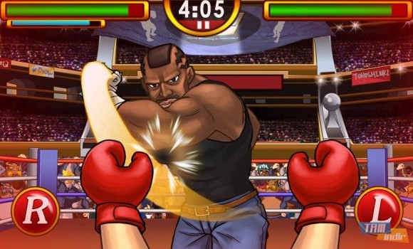 Super KO Fighting Ekran Görüntüleri - 4