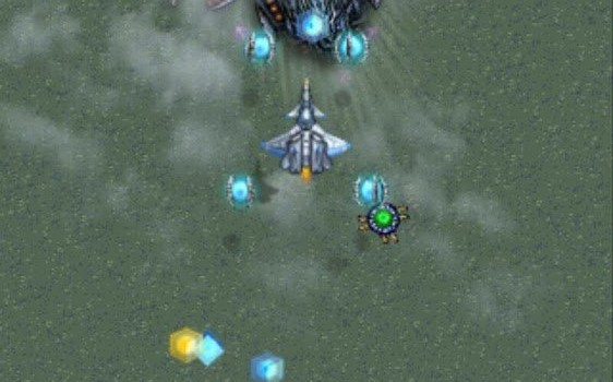 Super Laser: The Alien Fighter Ekran Görüntüleri - 5