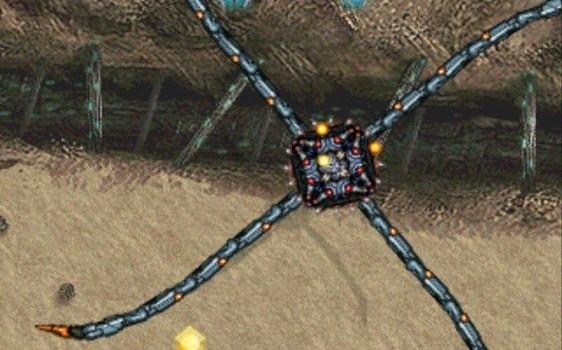 Super Laser: The Alien Fighter Ekran Görüntüleri - 4