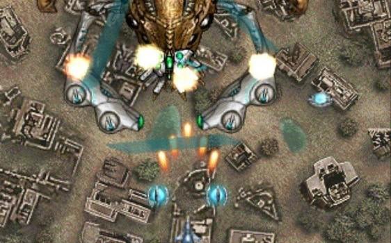 Super Laser: The Alien Fighter Ekran Görüntüleri - 3