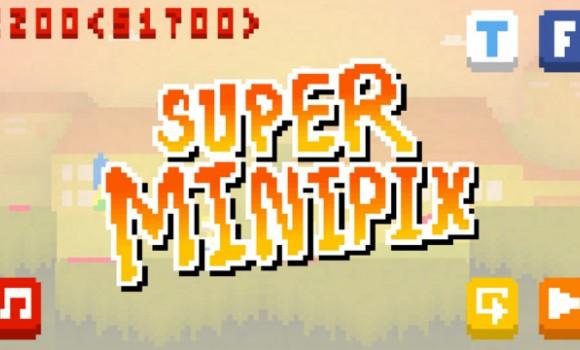 Super MiniPix Ekran Görüntüleri - 1