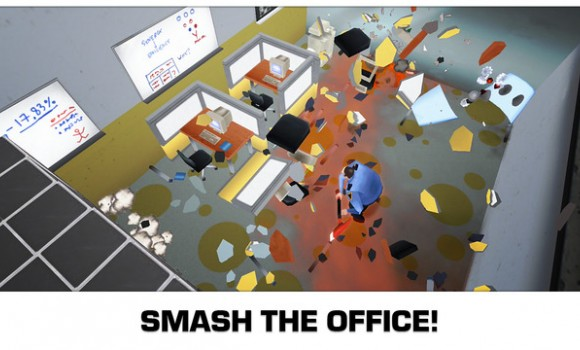 Super Smash the Office Ekran Görüntüleri - 4