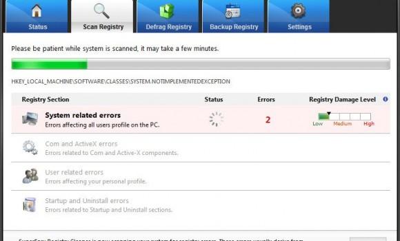 SuperEasy Registry Cleaner Ekran Görüntüleri - 3
