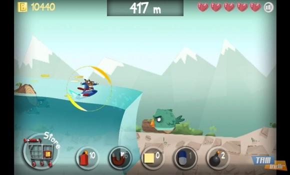 Surfing Beaver Ekran Görüntüleri - 4