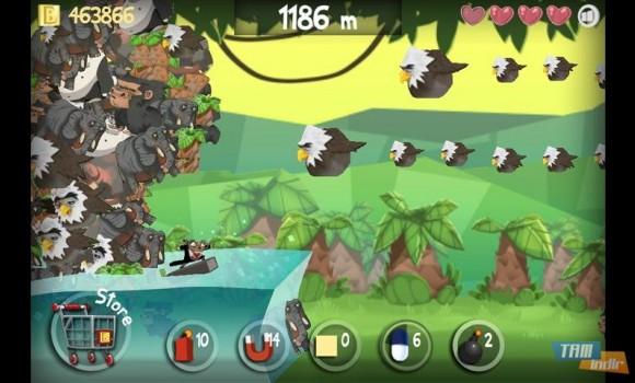 Surfing Beaver Ekran Görüntüleri - 2