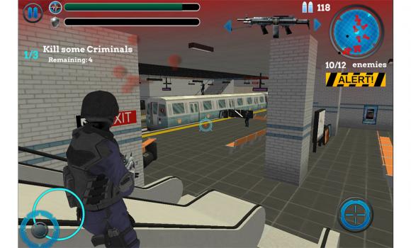 SWAT TEAM: Counter Terrorist Ekran Görüntüleri - 4