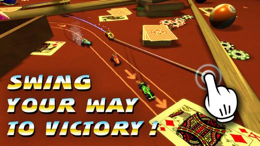 Swing Racers Ekran Görüntüleri - 4