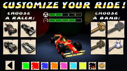 Swing Racers Ekran Görüntüleri - 2