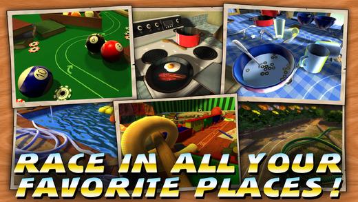 Swing Racers Ekran Görüntüleri - 1