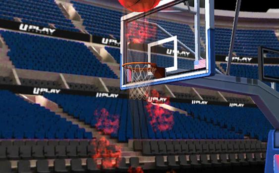 Swipe Basketball 3D Ekran Görüntüleri - 1