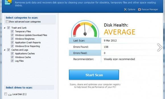 System Cleaner Ekran Görüntüleri - 4
