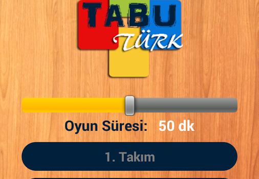 Tabu Türk Ekran Görüntüleri - 5