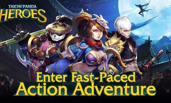 Taichi Panda: Heroes Ekran Görüntüleri - 6