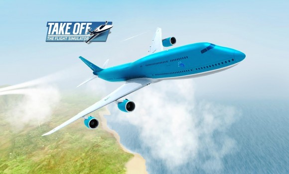Take Off The Flight Simulator Ekran Görüntüleri - 1
