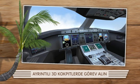 Take Off The Flight Simulator Ekran Görüntüleri - 7