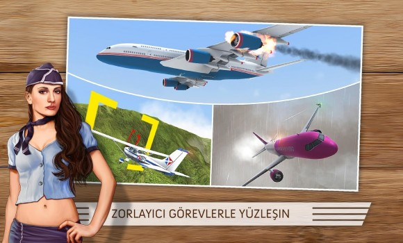 Take Off The Flight Simulator Ekran Görüntüleri - 5