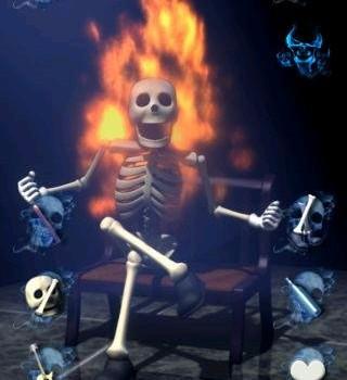 Talking Skeleton Ekran Görüntüleri - 2